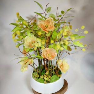 Bouquet pavots, vegetaltrend