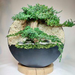 Bouquet réalisation bonsai